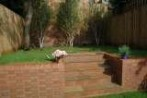 Walling Project, NatureDesign Landscapes Ltd, London