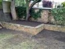 Brickwork Project, NatureDesign Landscapes Ltd, London