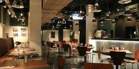 Riverside Studios Restaurant and Bar, London