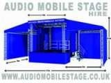 AUDIO MOBILE STAGE HIRE, 130A Hartley Road , Nottingham