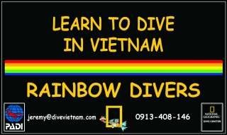 Rainbow Divers-Vietnam, An Phu, D2