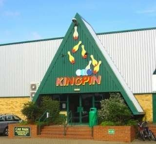 Kingpin Bowling Centre, Martlesham Heath