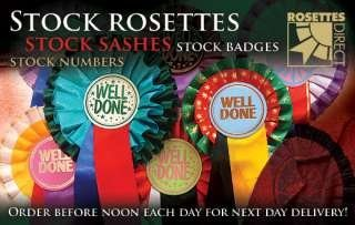 Rosettes Direct, Oswaldtwistle