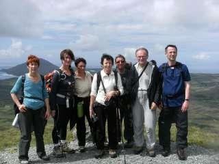 Tourism Pure Walking Holidays, Castlebar