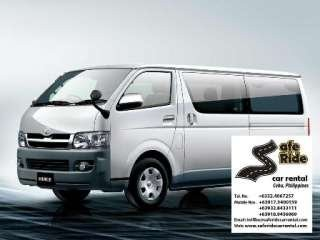 Safe Ride Car Rental, Mandaue City, Cebu