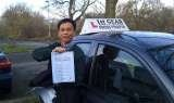 Short Notice Test Driving School, Ealing