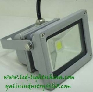 LED flood light, outdoor waterproof lighting, environment-friendly exterior foodlight, enery saving high power lightings, Yalin Industry Company Limited, Foshan