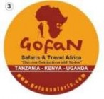 Gofan Safaris & Travel Africa, Levolosi, Salei Church House, Arusha