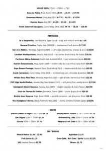 Menus & Prices, Ego Mediterranean Restaurant -Kenilworth, Kenilworth