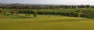 Hawkesyard Estate Staffordshire Wedding Venue - Hawkesyard Golf Club Green, Hawkesyard Hall and Hawkesyard Golf Club,  Nr Lichfield 