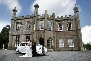 Hawkesyard Estate Staffordshire Wedding Venue Main Grade II Listed Hall forecourt, Hawkesyard Hall and Hawkesyard Golf Club,  Nr Lichfield 