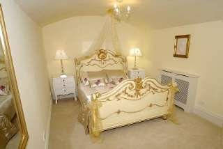 Hawkesyard Estate Staffordshire Wedding Venue - the Bridal Suite Bedroom, Hawkesyard Hall and Hawkesyard Golf Club,  Nr Lichfield 