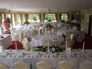 Hawkesyard Estate Staffordshire Wedding Venue - Modern Parkland Suite, Hawkesyard Hall and Hawkesyard Golf Club,  Nr Lichfield 