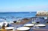 Bientang's Cave Seafood restaurant, In a cave below Marine Drive,between the Old Harbor adn the Marine Hotel, Hermanus