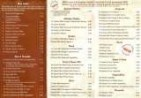 Menus & Prices, Oriental Express Chinese Buffet Restaurant, Croydon