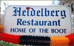 The Heidelberg Restaurant, New York City