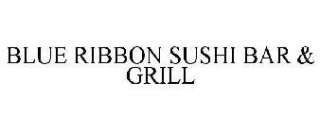 Blue Ribbon Sushi Bar and Grill , New York