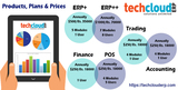 Pricelists of Cloud Based ERP Software Development Company in Hyderabad, India