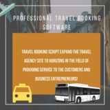 Professional Open Source Travel Agency Booking Software