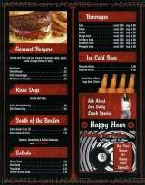 Pricelists of Rude Dog's Sports Bar & Grill