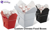 Profile Photos of Chinese Take Out Boxes