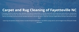 Profile Photos of Carpet and Rug Cleaning Fayetteville NC