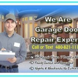 Garage Door Springs Installation In Glendale AZ