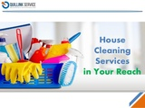New Album of House Cleaning West Northwest