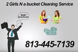 Profile Photos of Two Girls and A Bucket Cleaning Service