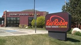 Red Robin Gourmet Burgers and Brews 10 miles to the west of Spokane Valley dentist DaBell & Paventy Orthodontics
