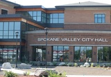 Spokane Valley City Hall 4 minutes drive to the west of Spokane Valley dentist DaBell & Paventy Orthodontics