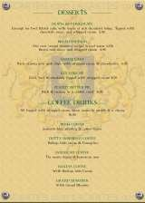 Pricelists of O'Keefe's Family Tavern & Grill - FL