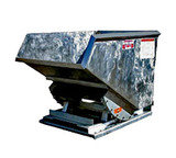 Stainless Steel Self Dumping Hoppers by Roura Material Handling