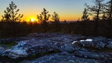 Dishman Hills Natural Area 8 minutes drive to the west of Spokane Valley dentist DaBell & Paventy Orthodontics