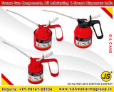 Pint Type Oil Cans manufacturers exporters suppliers in India +91-9814105134 https://www.vishwakarmagroup.in
