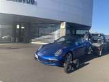 Porsche towed like a mission impossible by Seattle Towing