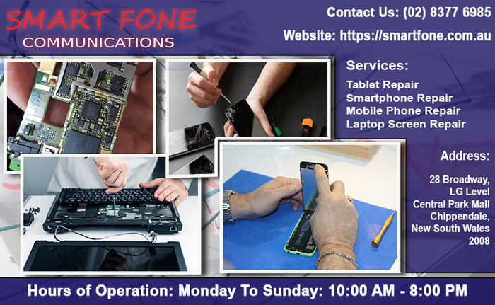 New Album of Mobile Repairs Sydney   Smartfone Communication 28 Broadway, LG Level Central Park Mall, - Photo 4 of 5