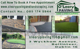 New Album of Patio Service in Dublin | O'Leary Paving and Landscaping