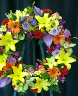 Profile Photos of Grand Floral Events