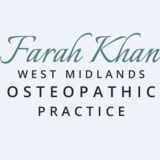 Farah Khan West Midlands Osteopathic Practice