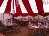 marquee hire of Bigtopmania