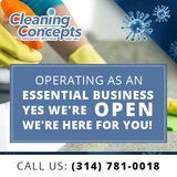 Cleaning Concepts 4670 Lansdowne Ave