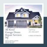 All Kinds Garage Doors Repair, install Spring & Opener Services NJ
