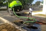 Septic Tank Pumping in Chicago IL of Chicago Grease Trap Cleaning
