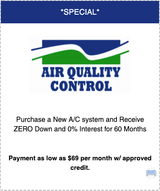 Profile Photos of Air Quality Control Heating & Air Conditioning