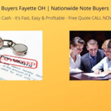 Mortgage Note Buyers Fayette OH