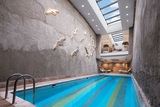 Swimming pool at  DoubleTree by Hilton Istanbul Esentepe