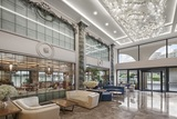 Lobby at  DoubleTree by Hilton Istanbul Esentepe