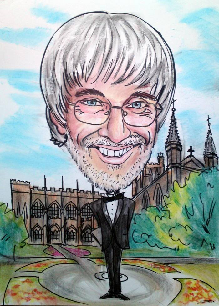 Profile Photos of Ivo the Caricaturist 37 St.Paul's Rd - Photo 2 of 18