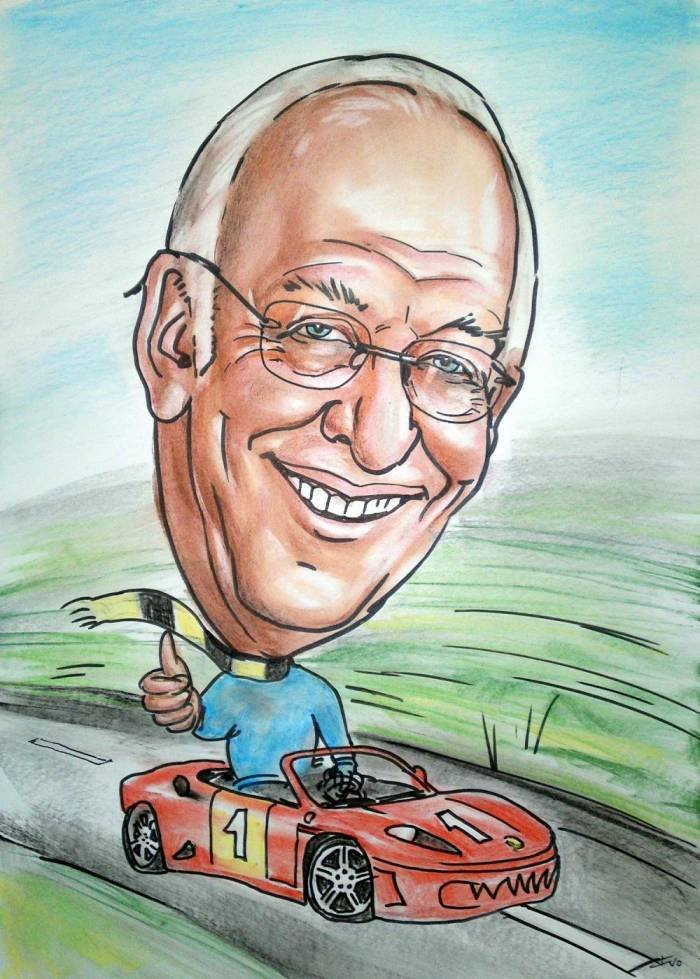 Profile Photos of Ivo the Caricaturist 37 St.Paul's Rd - Photo 5 of 18